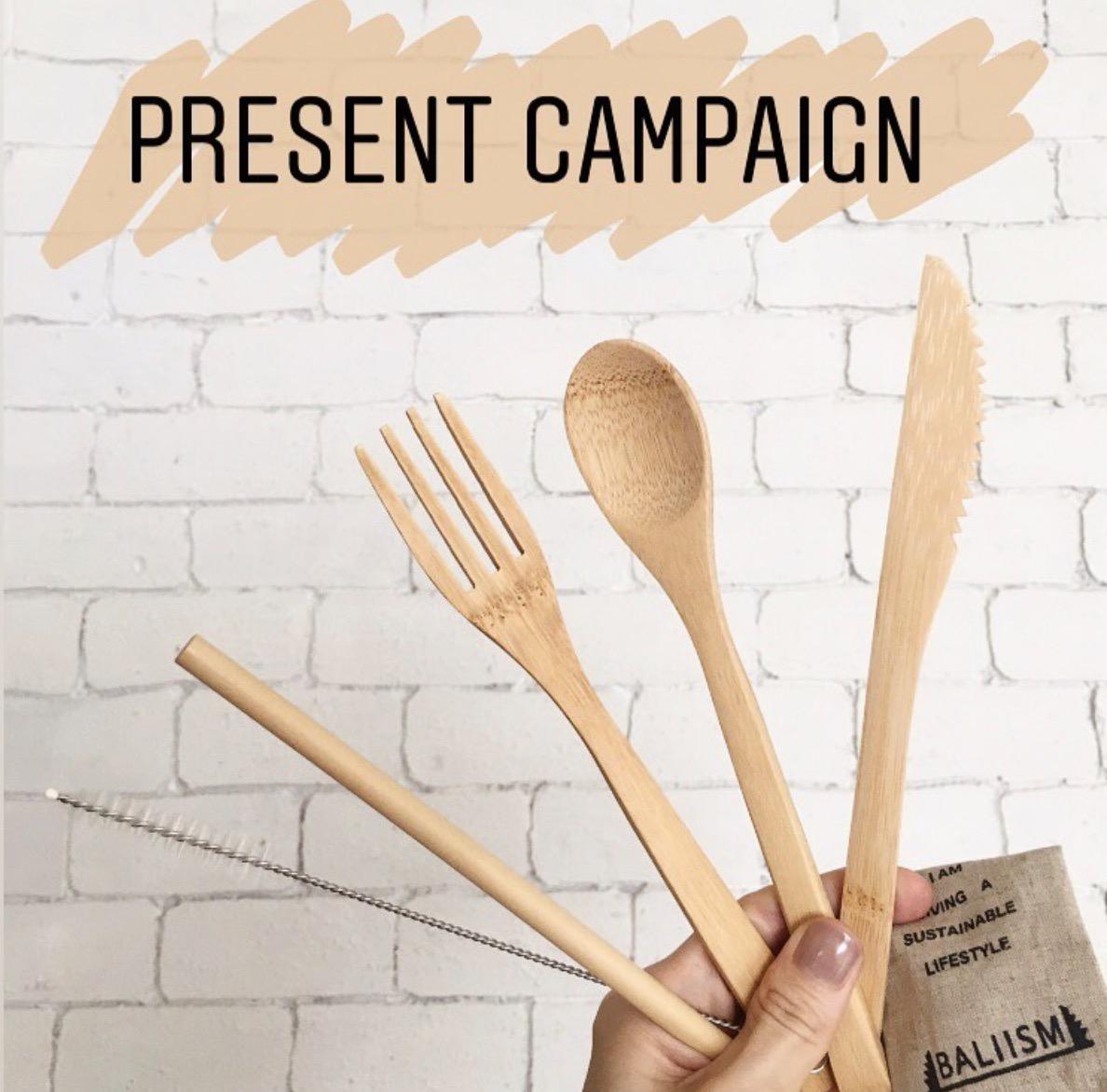 × @sustainable365days コラボキャンペーン✨ カトラリーセットがもらえるかも!?