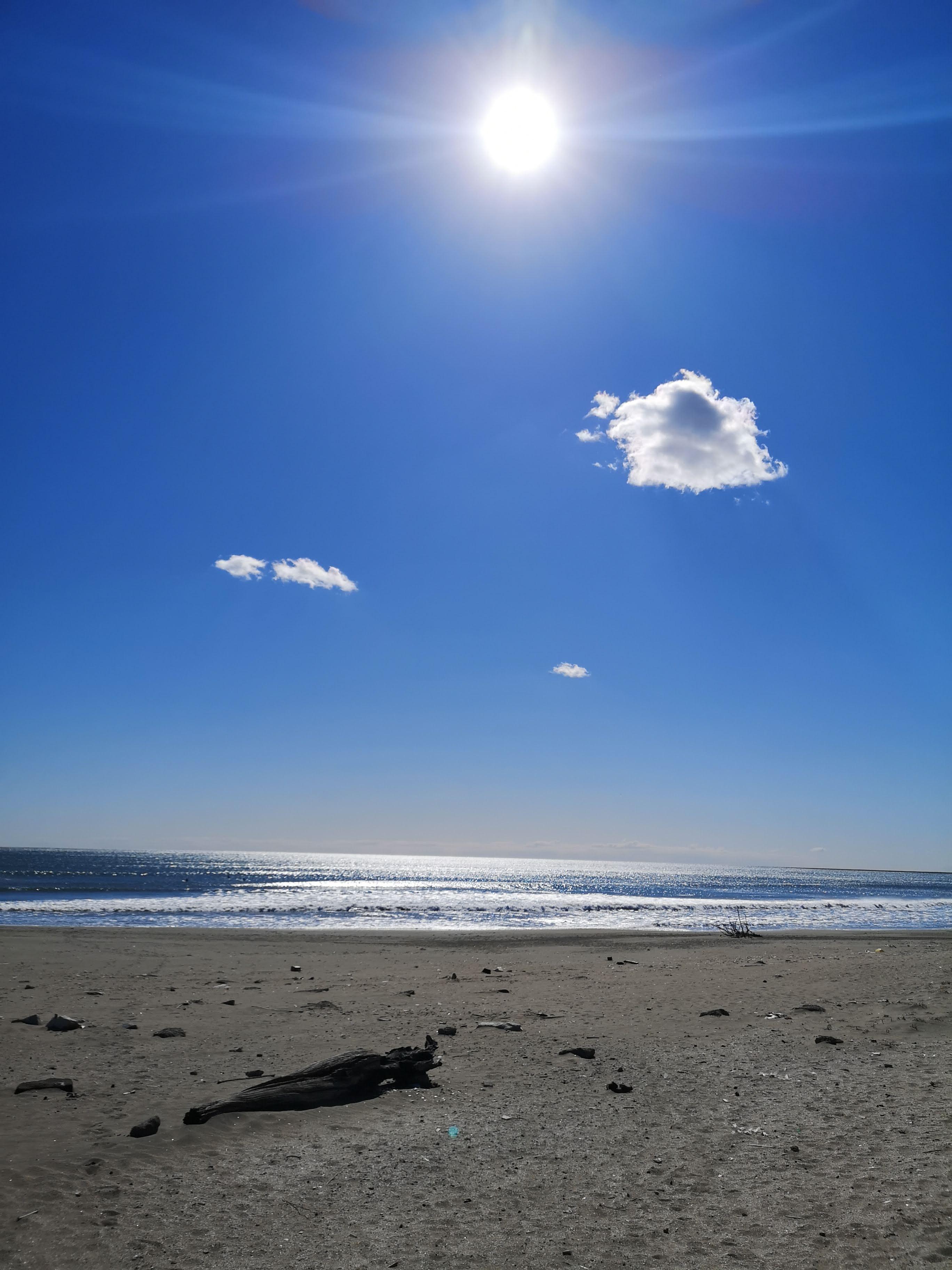 海を側に感じる暮らし