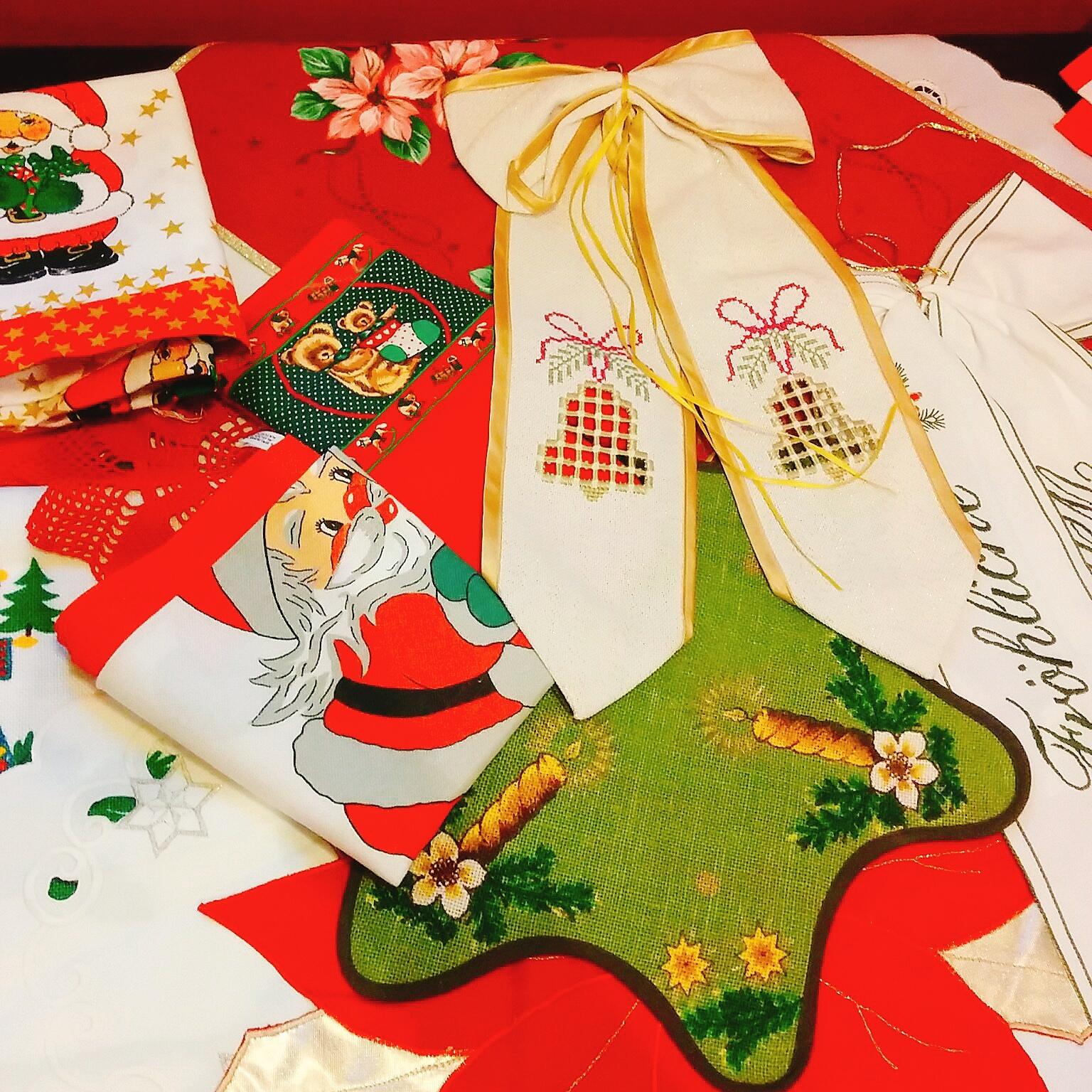 ドイツのクリスマス☆クロス類