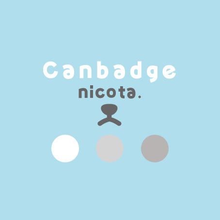 缶バッジ専門店「ニコタ」です。