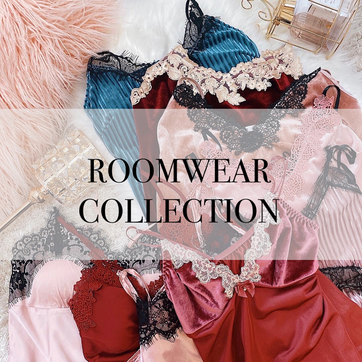 STAY HOME♥ROOM WEAR COLLECTION