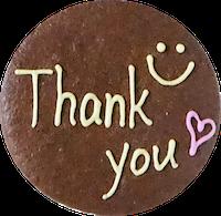 『thank youクッキー』プレゼントキャンペーン