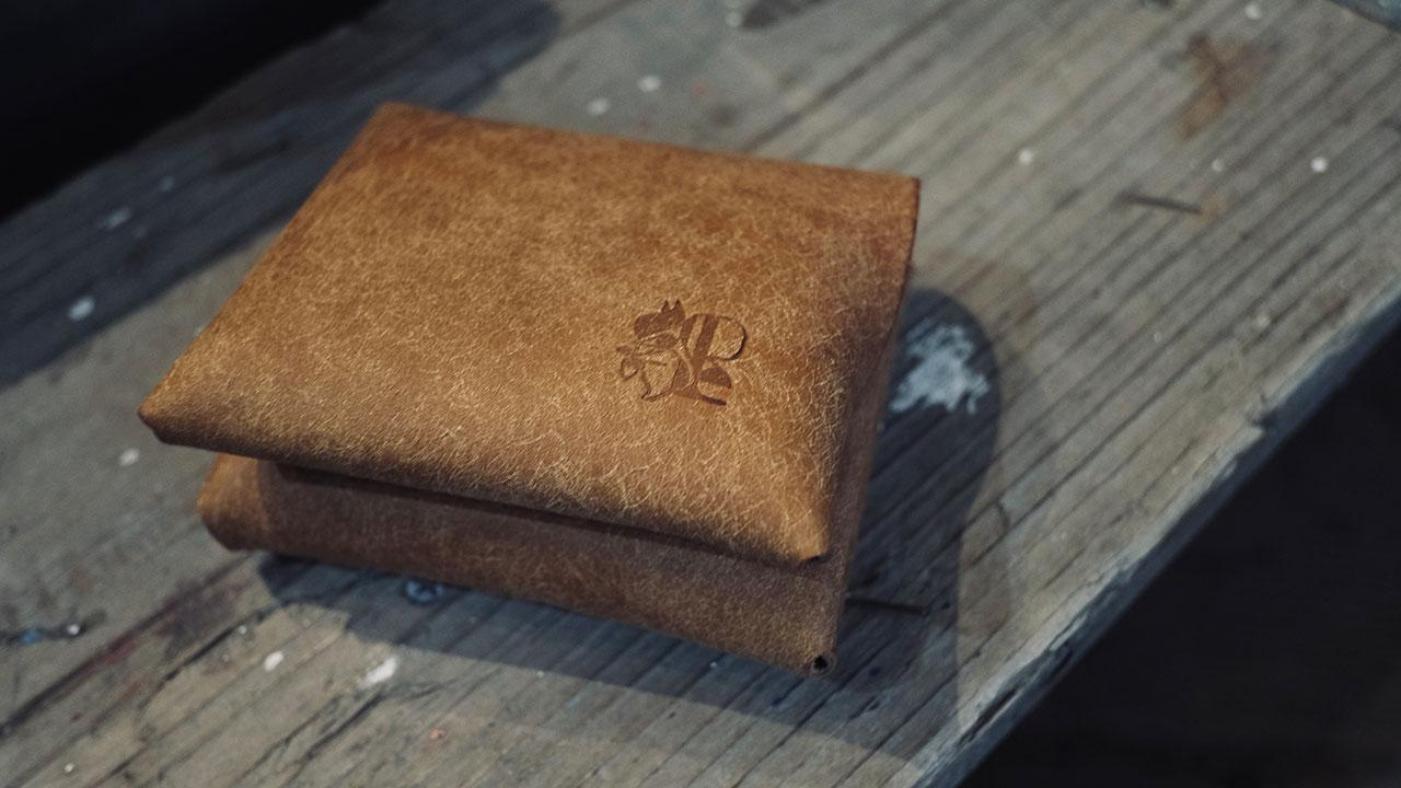 セカンド財布にならない 唯一無二なミニマルウォレット