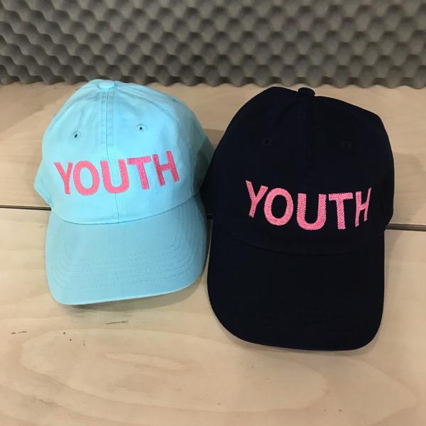 青春のYOUTH CAP