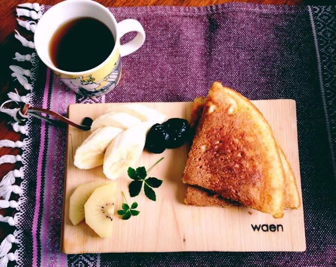 「cafe」シリーズはワンプレートっぽく使うとオシャレになります♪