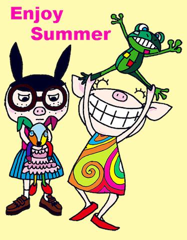 Enjoy Summer!!