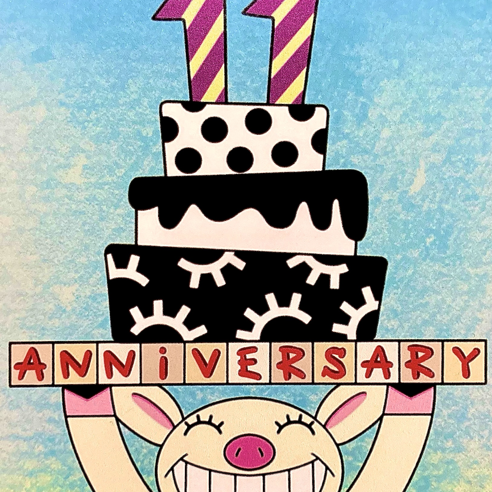 FouFouillE  11th Anniversary