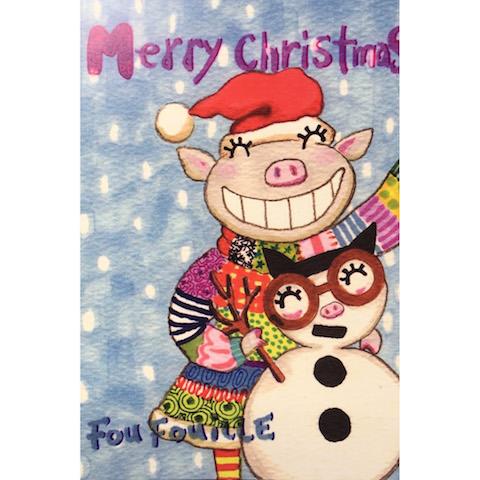 2018 FouFouiLLE Christmas 11/20 (TUE) Start!!