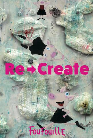 2019 Re→Create 4/20(Sat) START!!