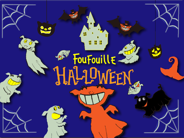 FouFouiLLE Halloween !! 10/21~10/31