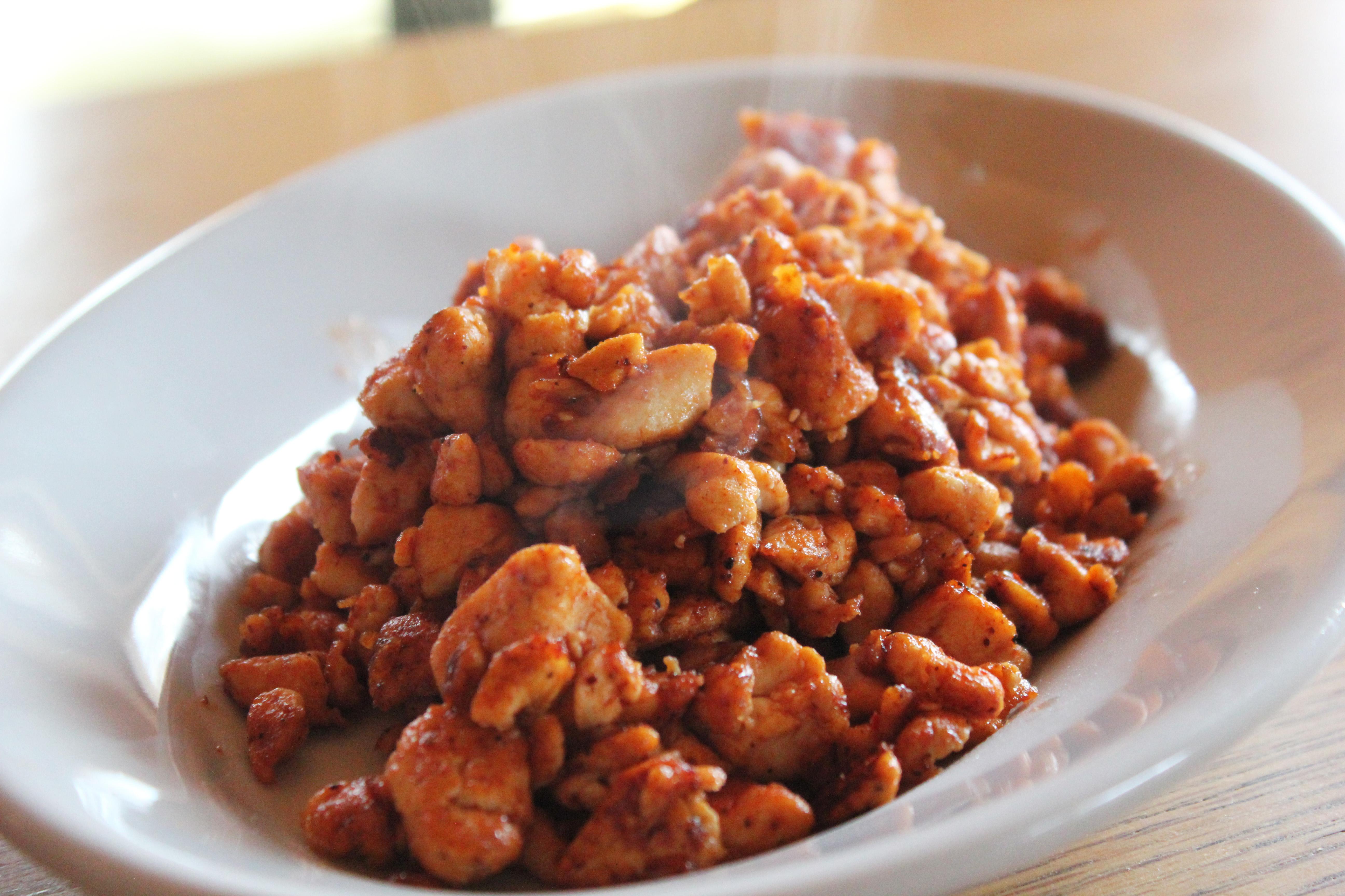 雷豆腐メキシカン