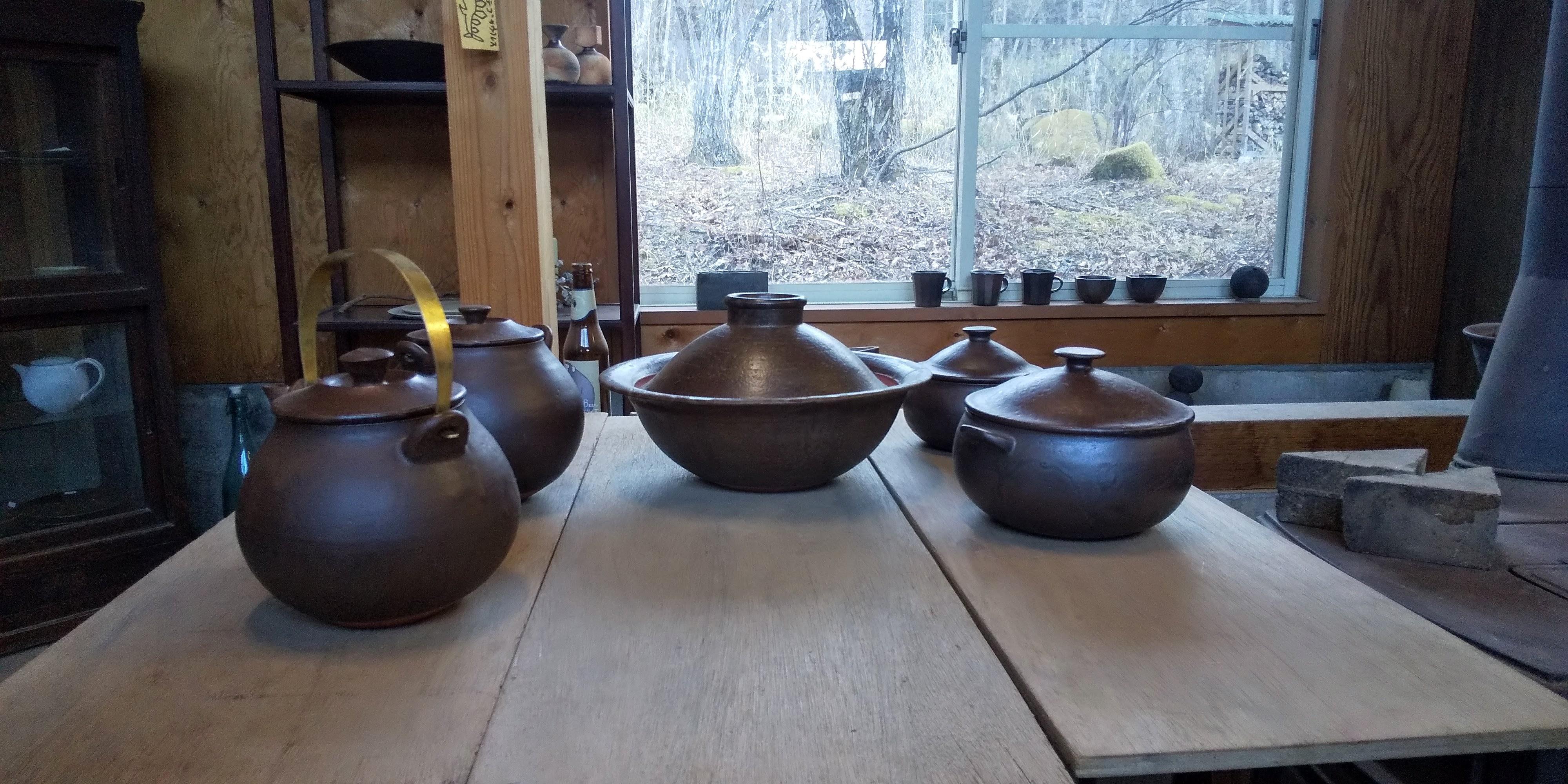 「陶房 窯八」の訪問