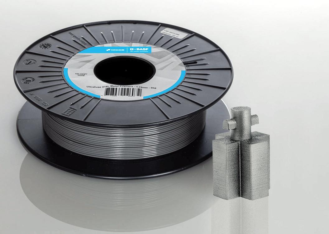 ステンレス鋼部品製作用「Ultrafuse 17-4PH」販売開始