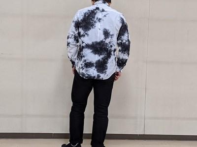 名古屋黒紋付染について  No.35