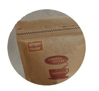 寒い冬、体がポカポカする生姜コーヒーをどうぞ。