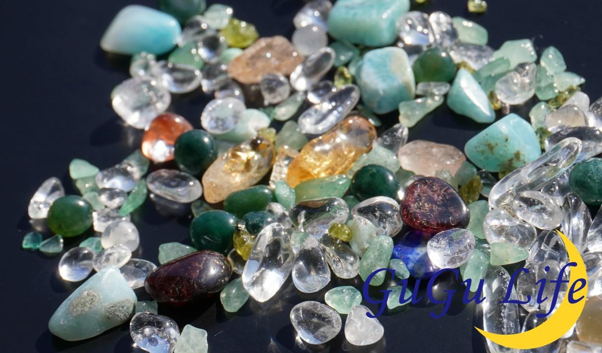 地球からの贈り物ー天然石