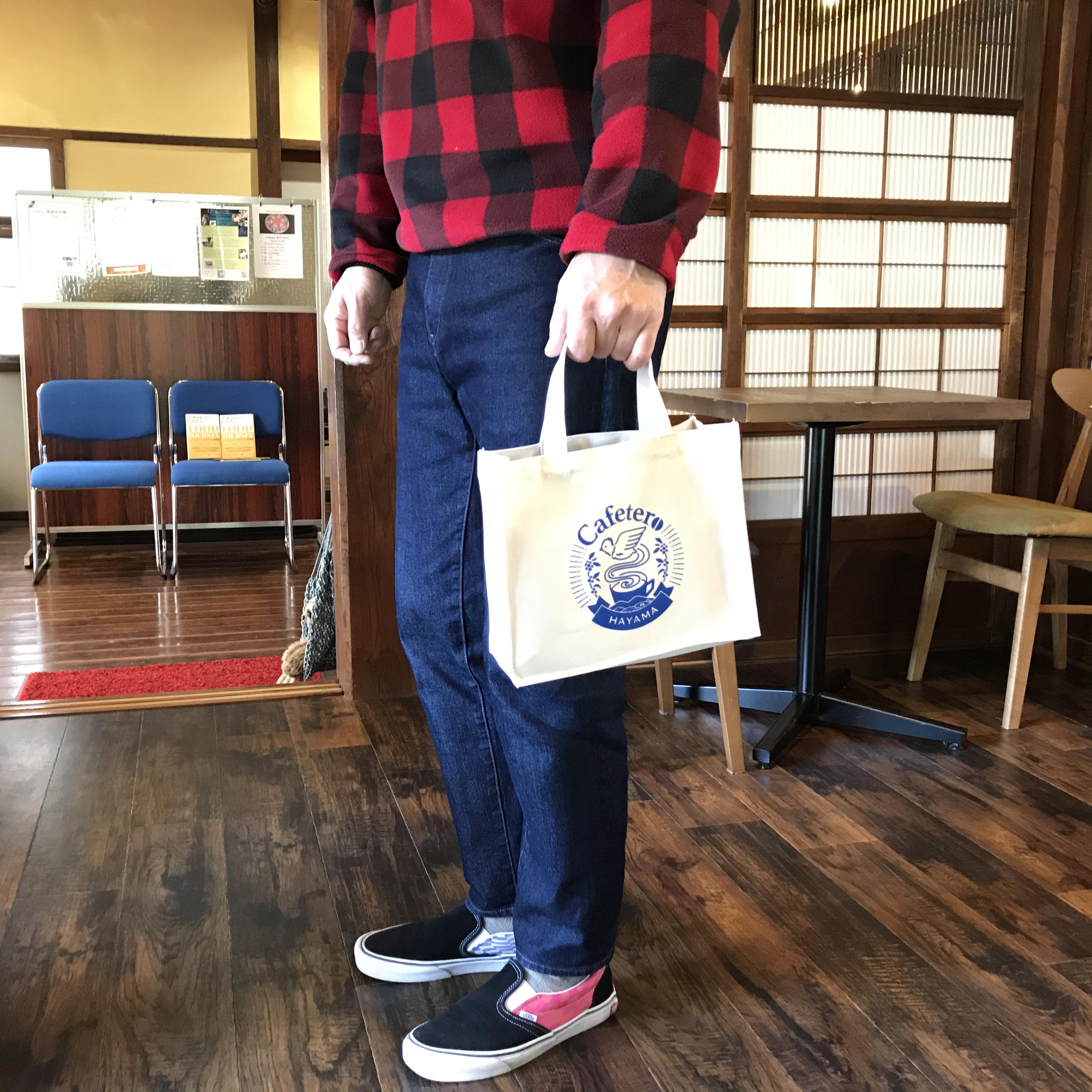 オリジナル・ミニトートバッグを作りました
