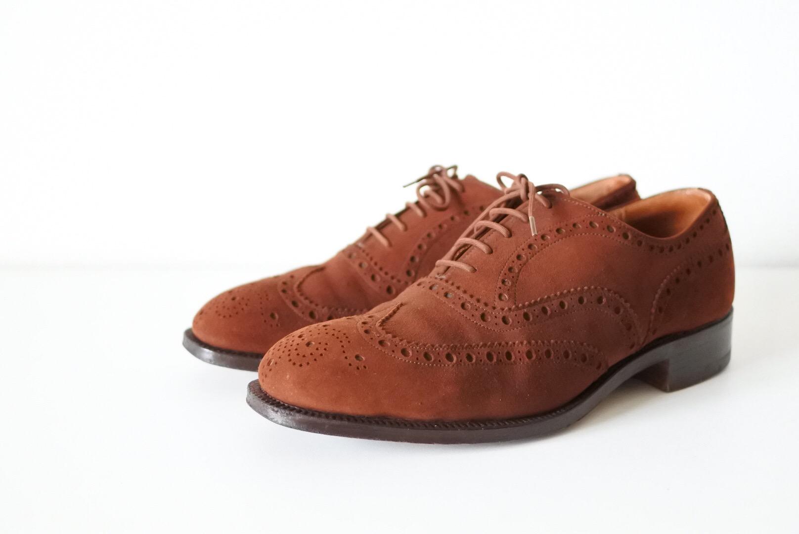 英国の良い革靴たちが入荷しました。