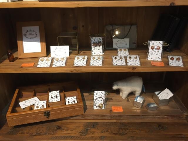 静岡県沼津市にある、『Mission Bay』にもスパイスアクセサリーを置かせて頂いています。