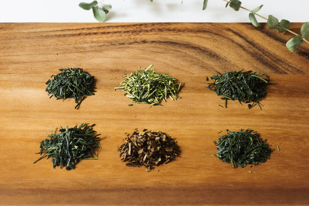 《旅する日本茶》販売開始しました!