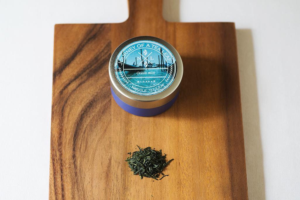 Journey of a tea leaf 旅する日本茶 / 波しぶきのお茶