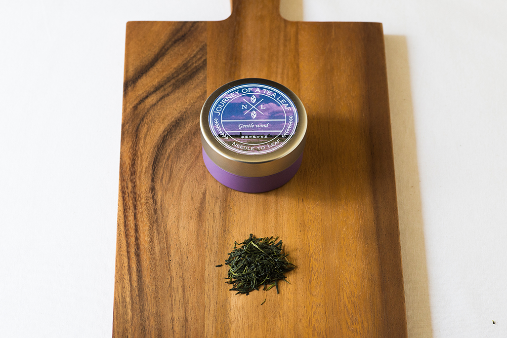 大草原に心地よく吹く風が …《旅する日本茶 》草原の風のお茶