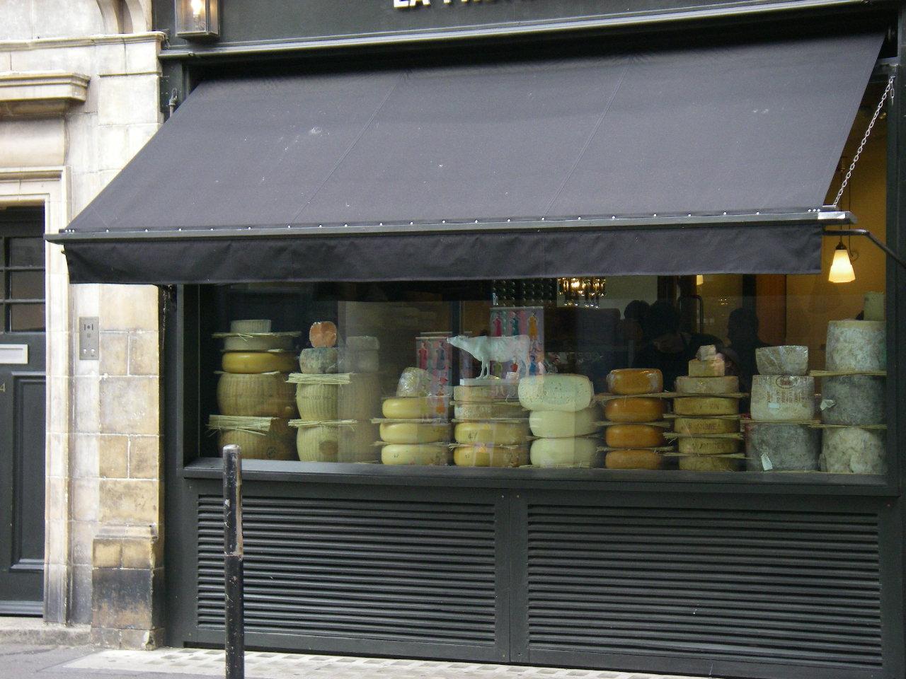 """日々是英国 """" チーズのない食事は、心のこもらない握手のようなもの """""""