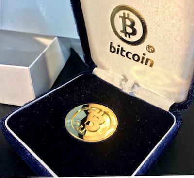 「純金ビットコイン」限定3点追加 | 株式会社SAKAMOTO