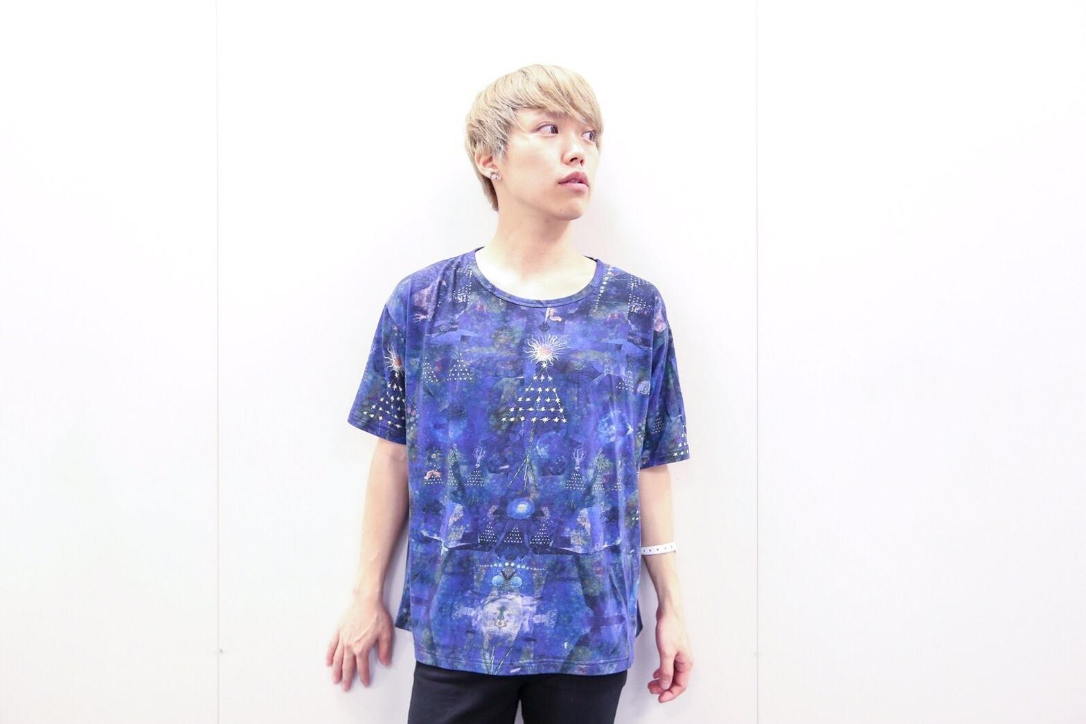 『shinra』 Tシャツ、ワンピースを10/8(土)から販売開始します。