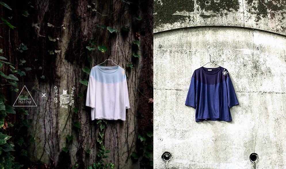 haTha×オニィコラボ7部袖Tシャツ、キャンセル分販売します。