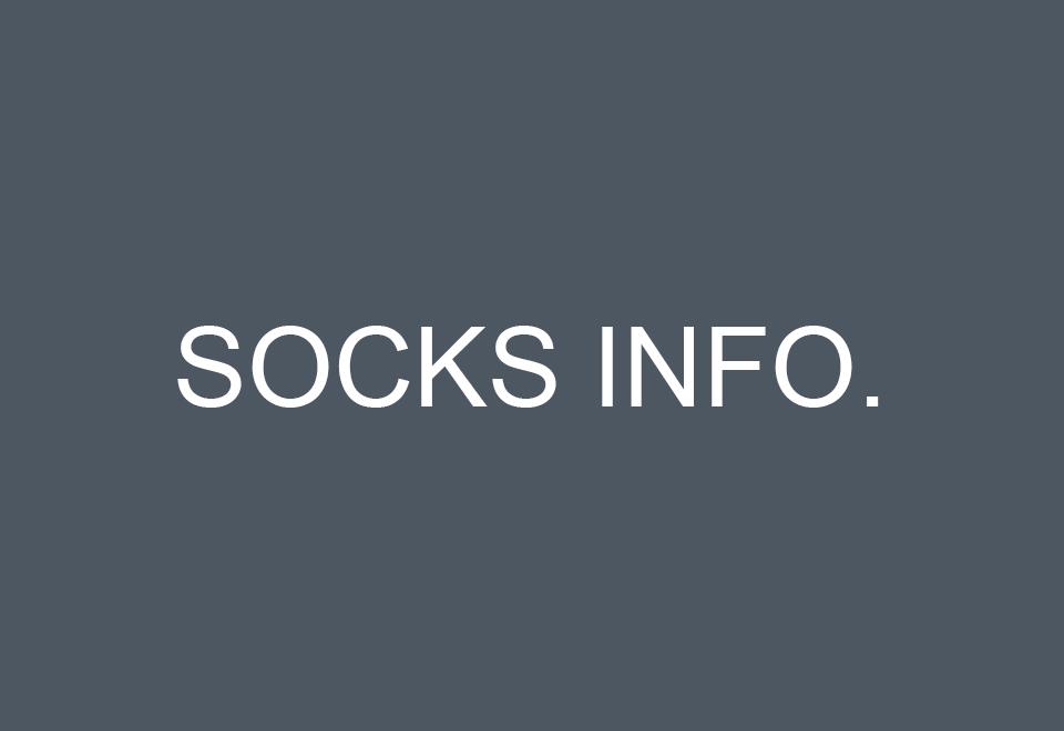 socks information