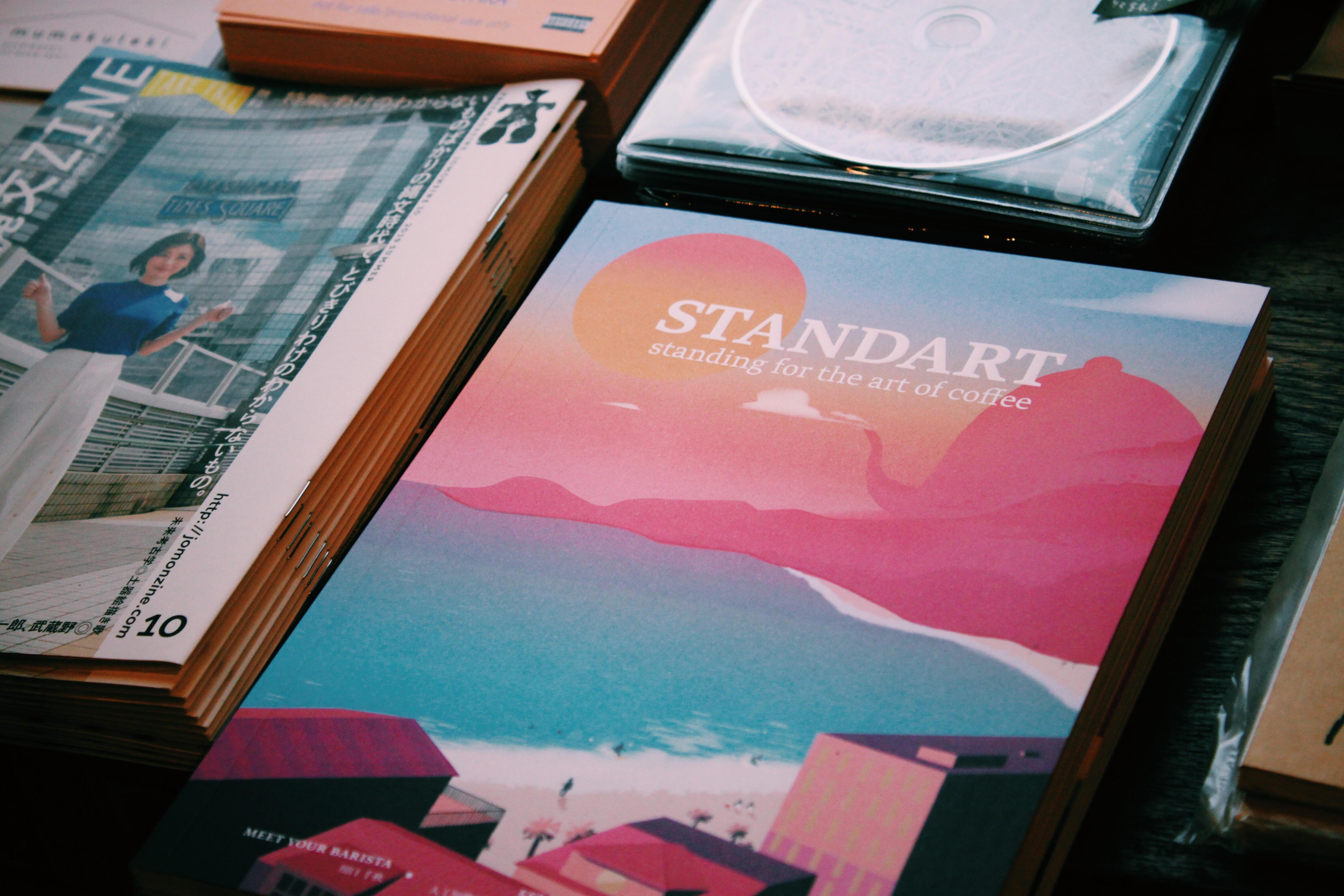コーヒーカルチャー誌『Standart Japan - Issue 9』にエッセイを寄稿しました。
