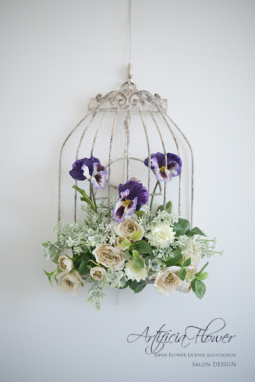Welcome THE Spring./SALON/Artificial Flower
