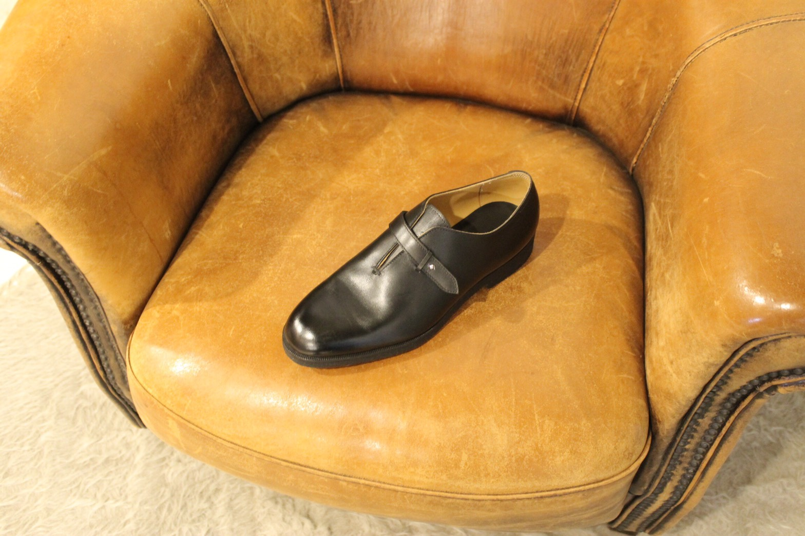 Sewn shoe-maker×Oboist Order made shoes 予約について