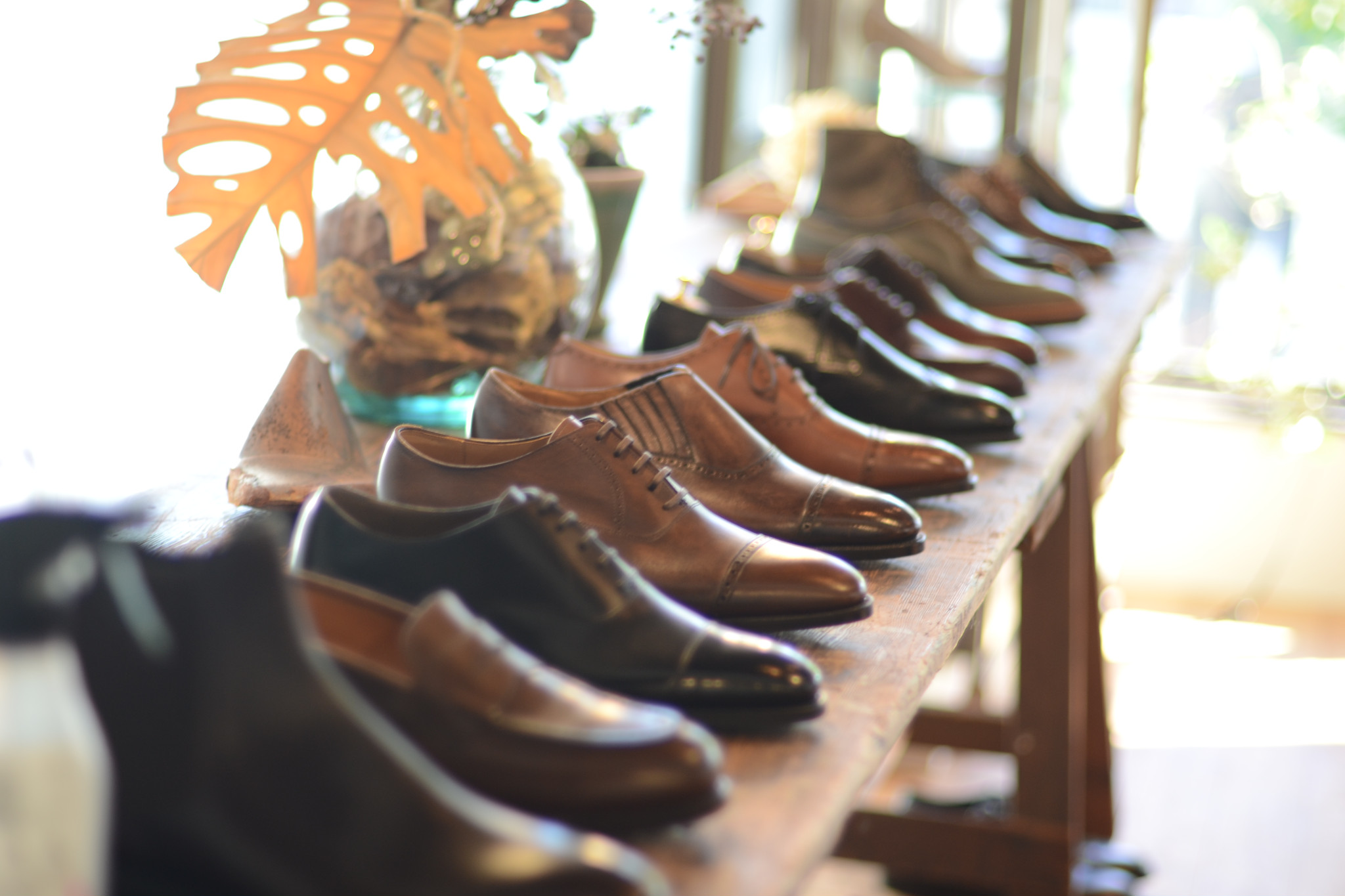 RENDO×Sewn shoe-maker  名古屋オーダー会のお知らせ