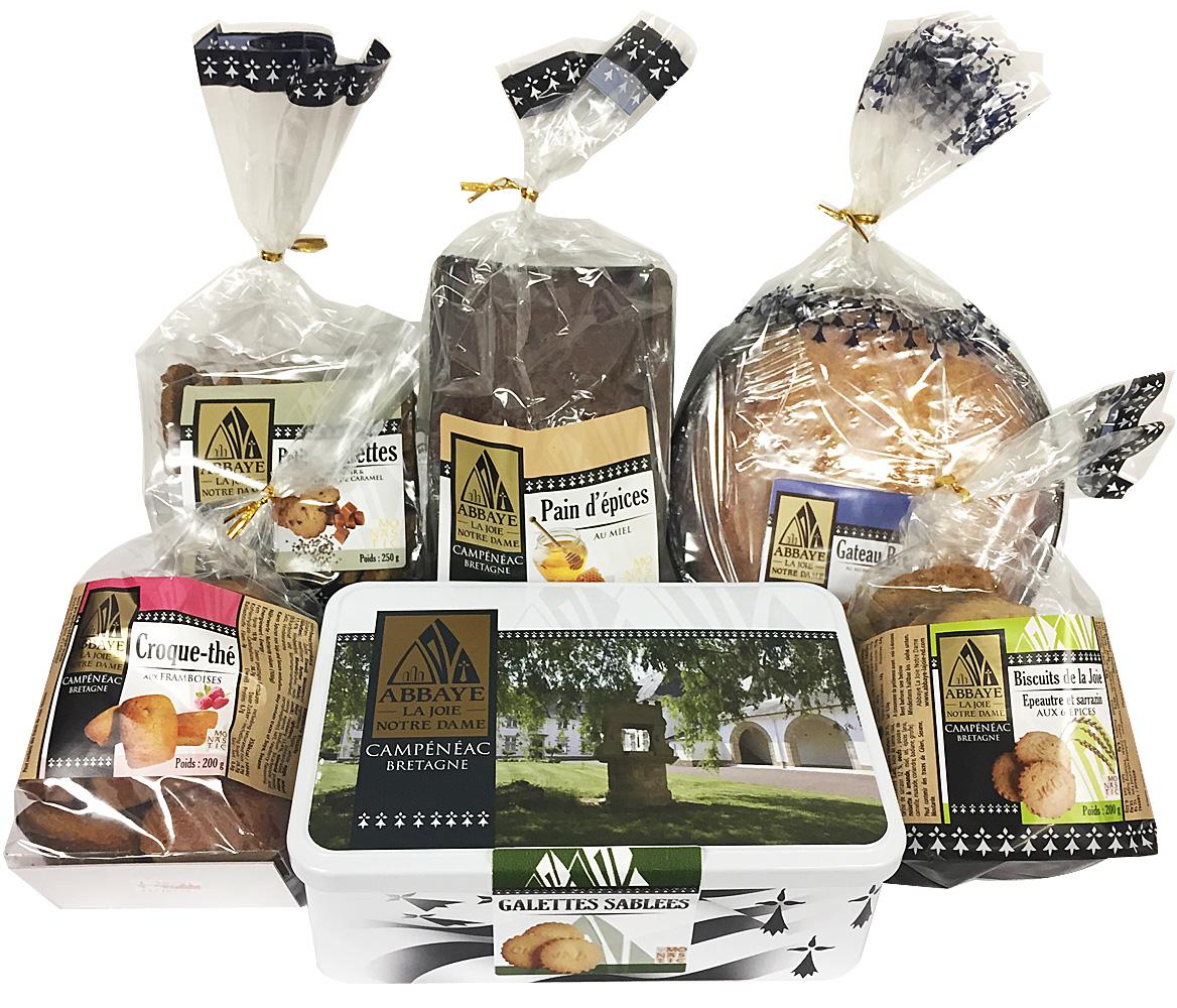 (お知らせ)2019/7/25 フランス ラ・ジョワ・ノートルダム修道院の製菓が現在品切れ中です