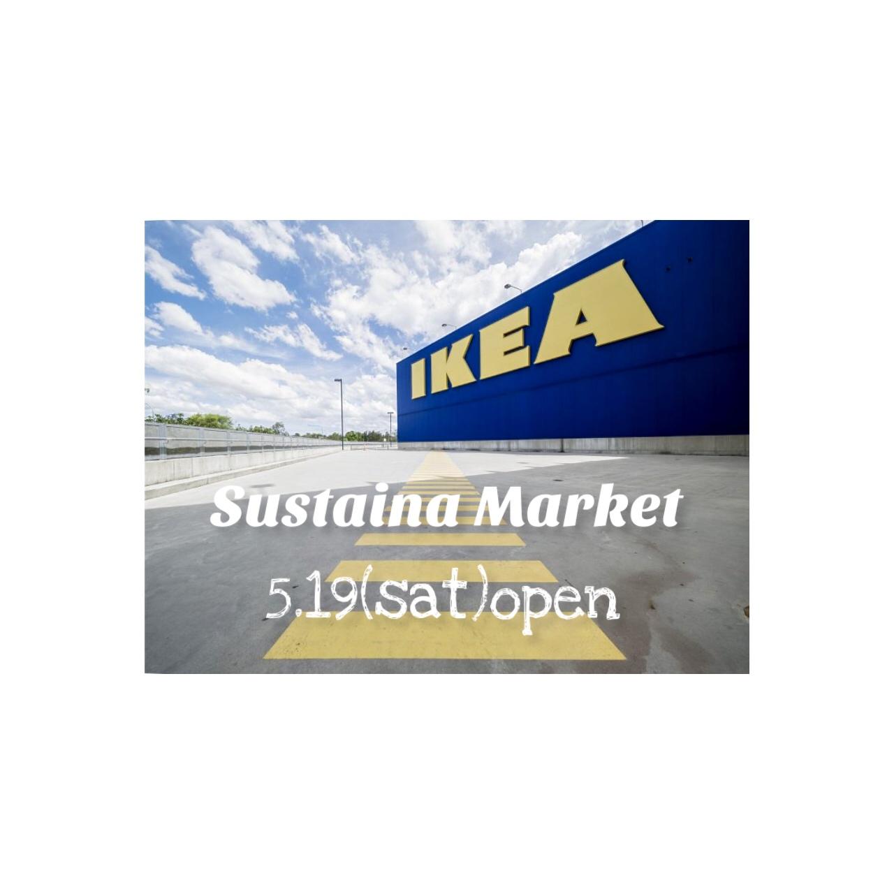『IKEAイベント出店』
