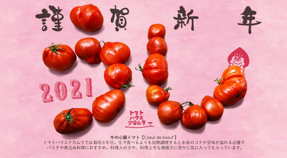 あけましておめでとうございます☆新しい年の初収穫を祝ってセール開催!