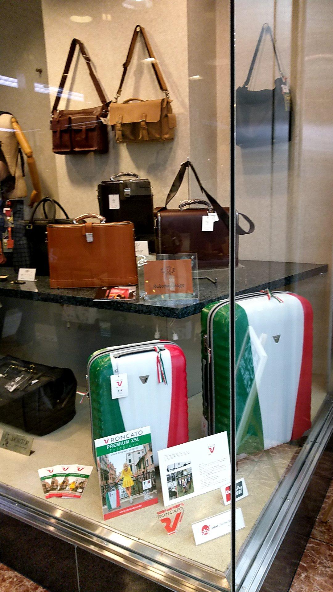 神戸 元町の「大上鞄店 本店」でBubona Designのお取扱いを開始致しました。