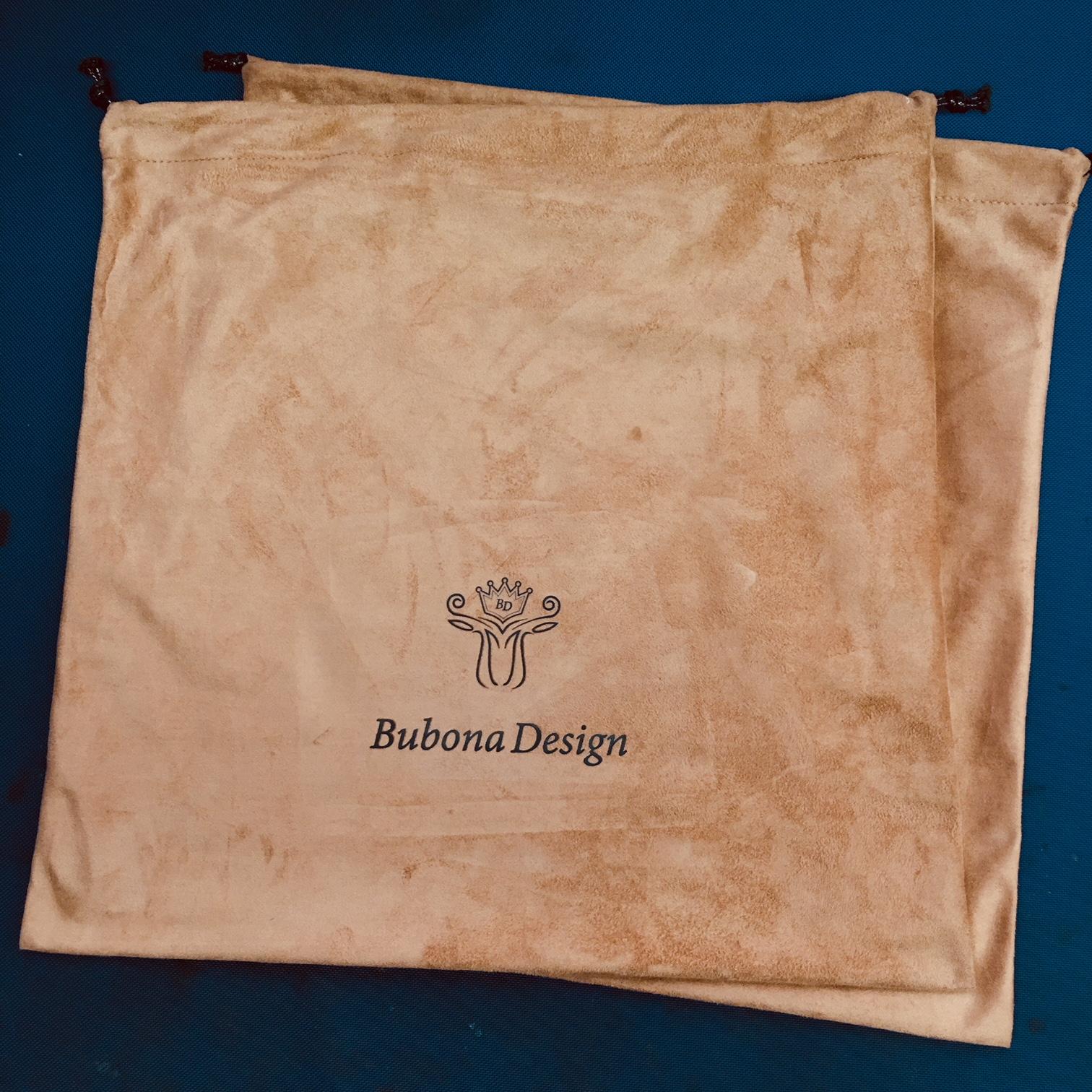 Bubona Design 商品を入れる巾着袋ができました!