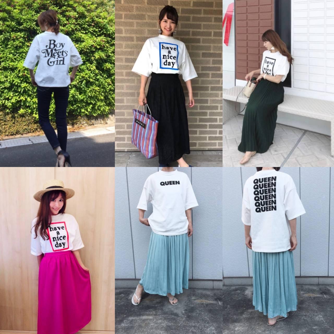 SaaChaオリジナルロゴTシャツです♥