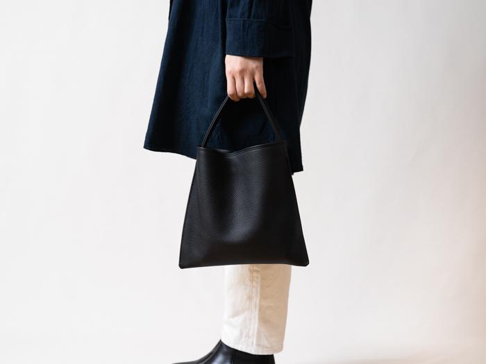 [新商品]Mini Holiday bag レザーブラック