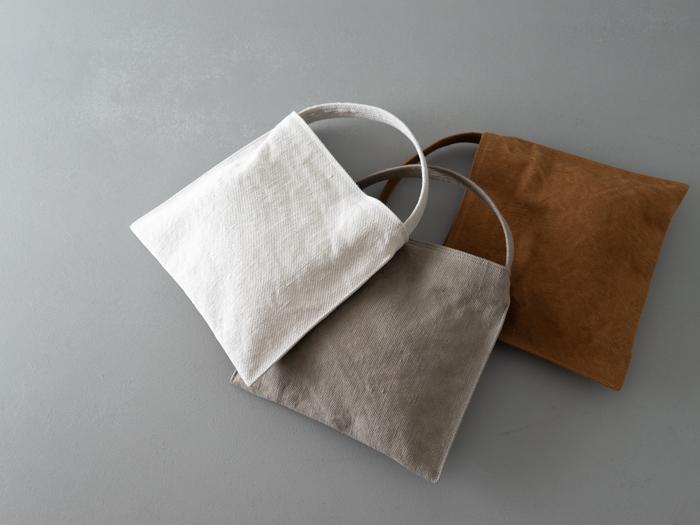 [新商品]Mini Holiday bag (コットンジュート製)