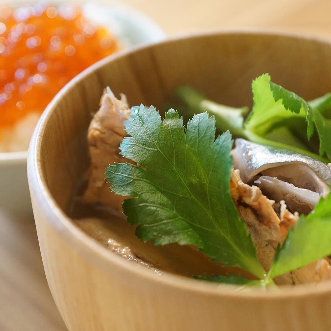 昆布を使ったレシピ 鮭のアラ汁