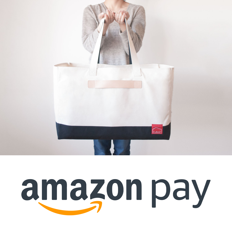 Amazon Payに対応しました