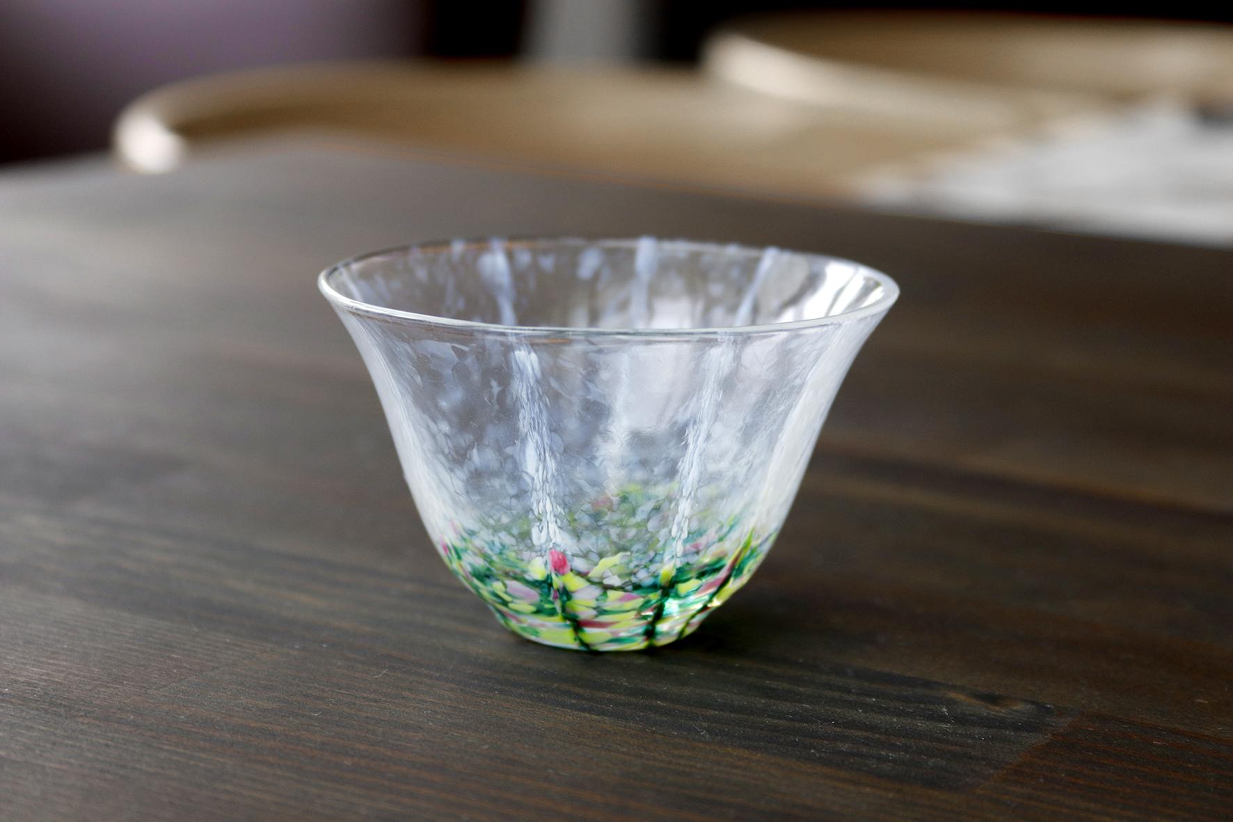 見た目から始める日本酒。先ずはぐい呑選びから♪