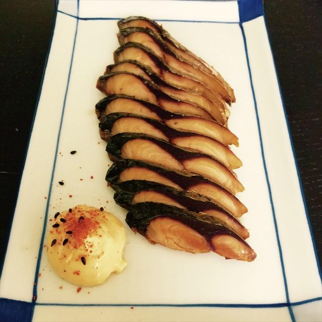 『鯖のスモーク』の美味しい食べ方