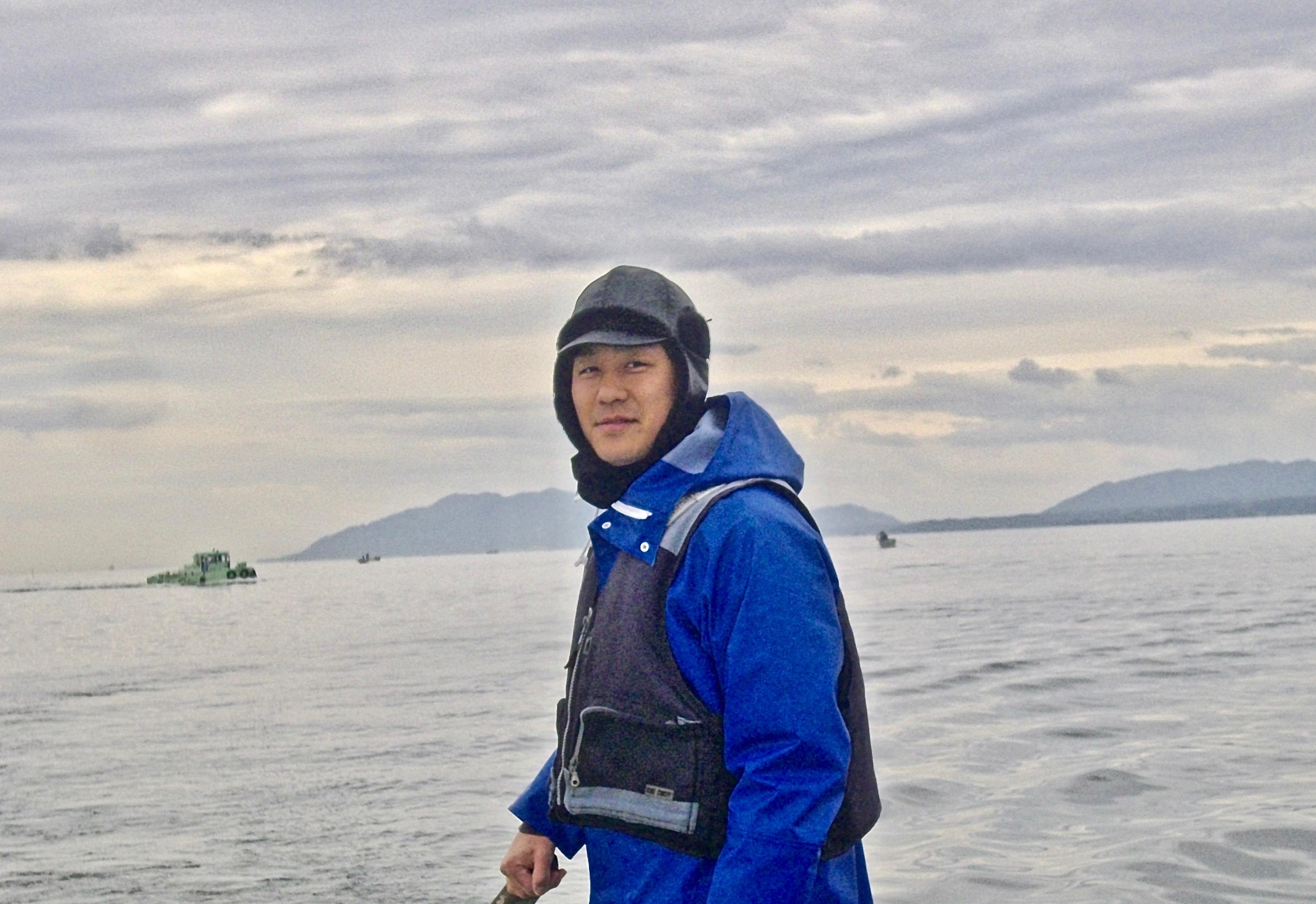 水揚げ量日本一の宍道湖のしじみ漁師が東京にやってきます!!