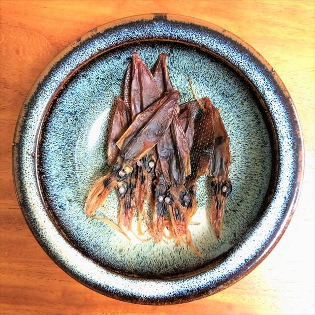 鳥取県・岩美町『ほたるいかの丸干し』のおススメの食べ方。