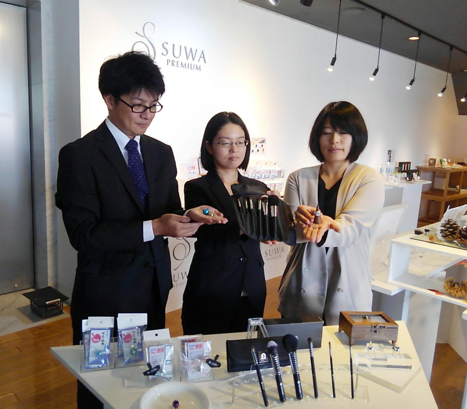 地元、長野県諏訪の地域ブランド品に認定されました!!